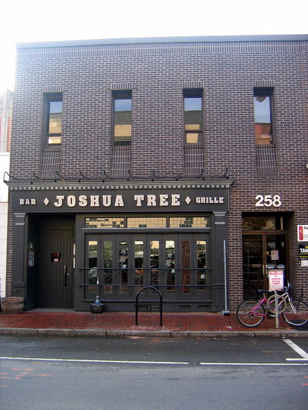 Joshua Tree Bar & Grill in Somerville, Massachusetts
