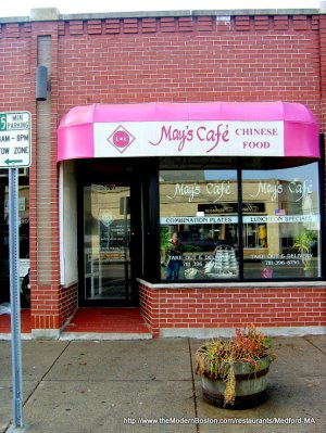 Mays Cafe Chinese Food