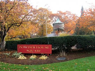 Somerville Powder House Square 3